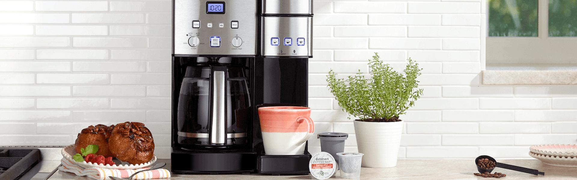 Best Dual Coffee Makers Reviewed in Detail