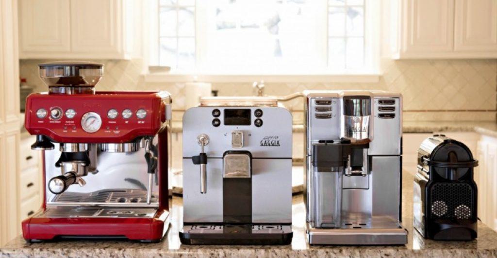 5 Magnifiscent Italian Espresso Machines to Taste the Authentic Espresso