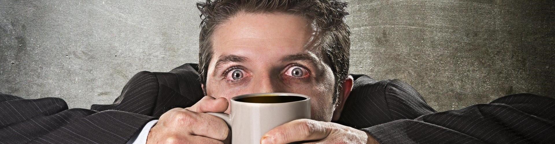 How to Get Rid of Coffee Jitters - Reasons & Helpful Advice