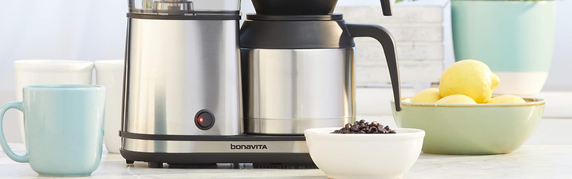 Best Bonavita Coffee Makers [Apr. 2020] – Detailed Reviews