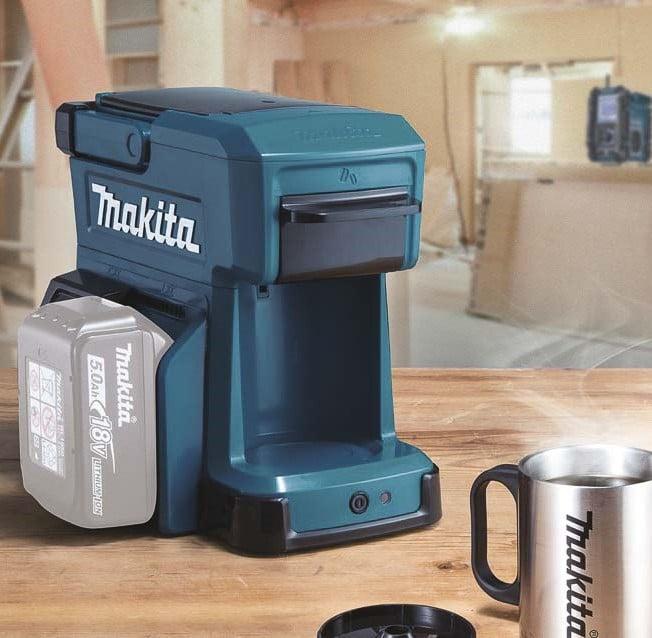 Makita Coffee Maker04