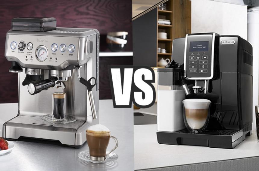 Breville vs De'Longhi: Which Brand to Choose?