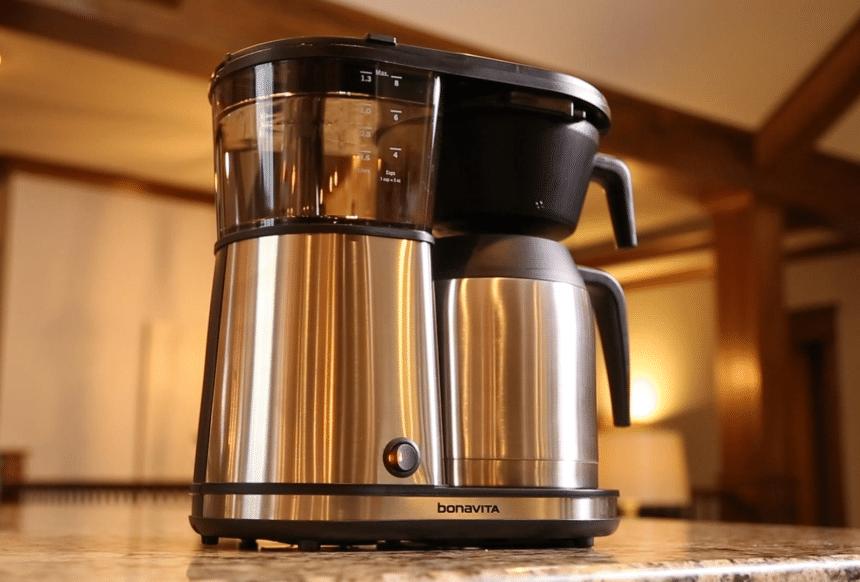 Bonavita BV1900TS Coffee Maker Review - Next Gen Coffee Maker