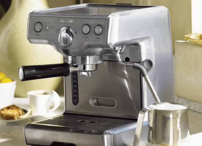 Breville 800ESXL Coffee Machine Review