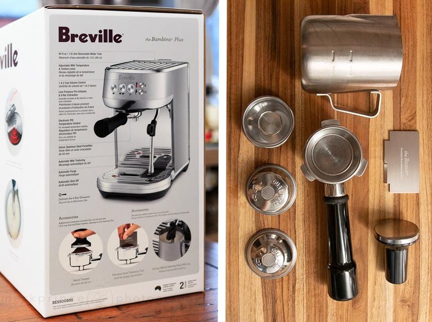 Breville Bambino Plus Espresso Machine Review