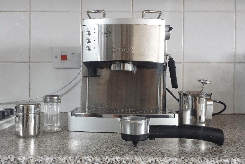 Delonghi EC 702 Coffee Machine Review