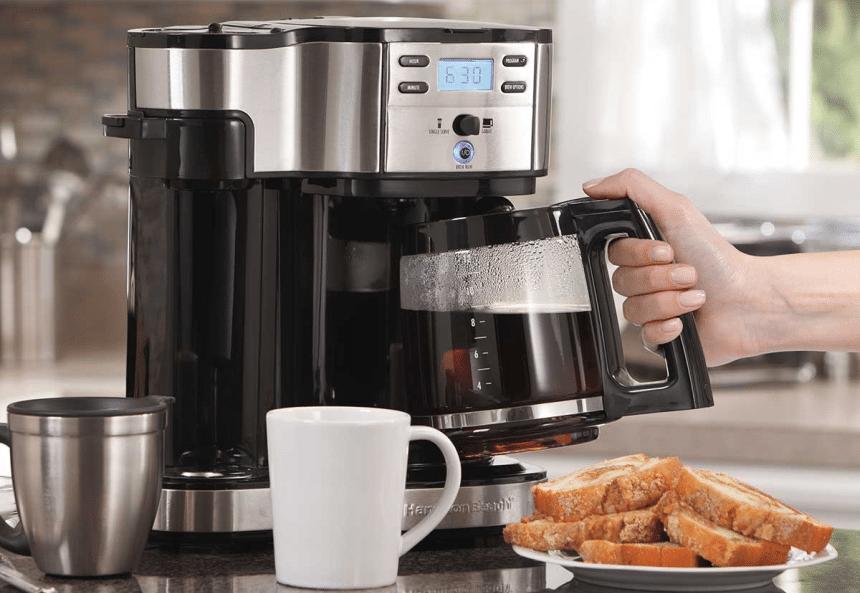 Hamilton Beach 49980a Dual Coffee Maker Review