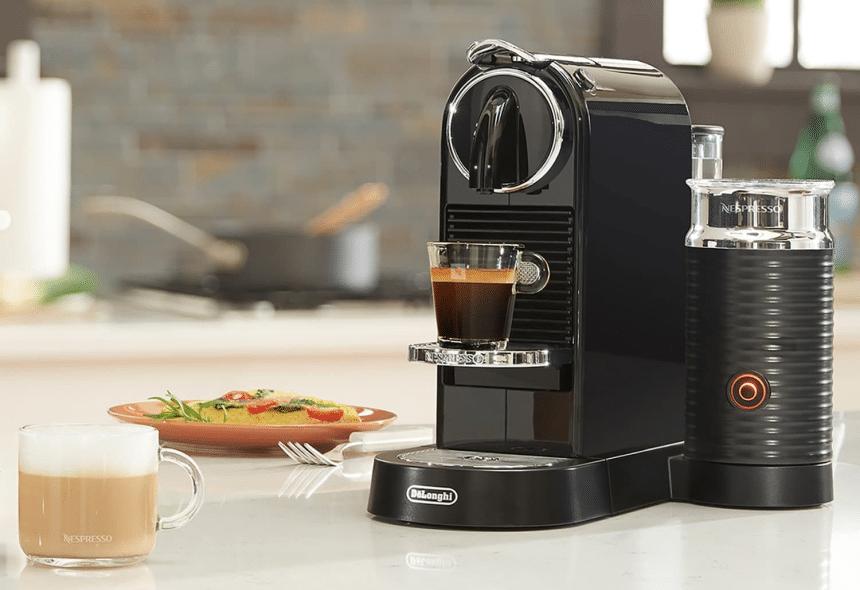 Nespresso Citiz Coffee Maker Review