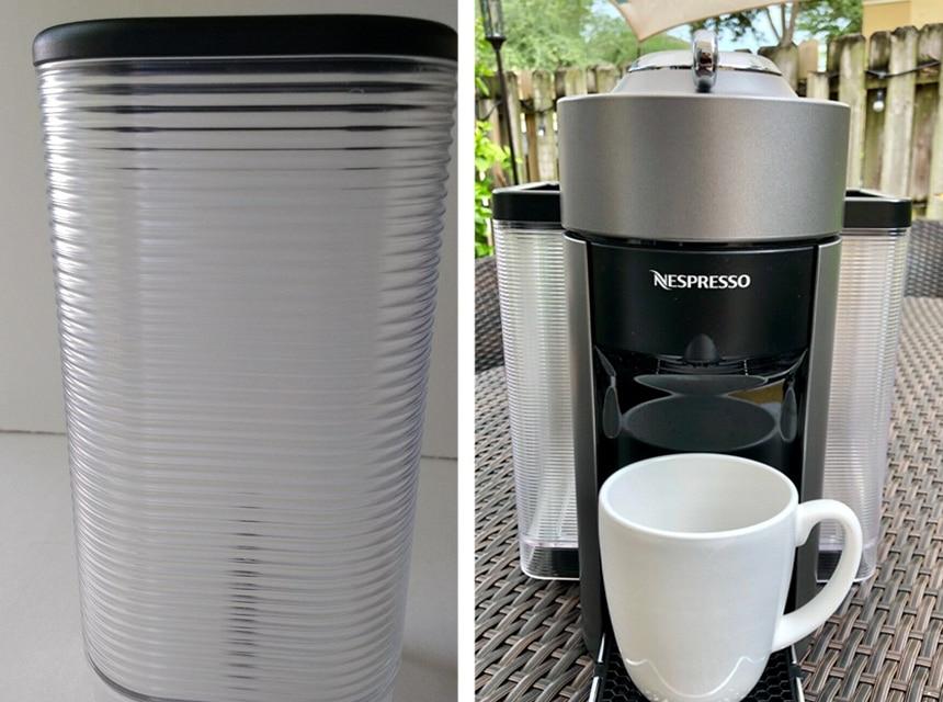 Nespresso Evoluo Coffee Maker Review