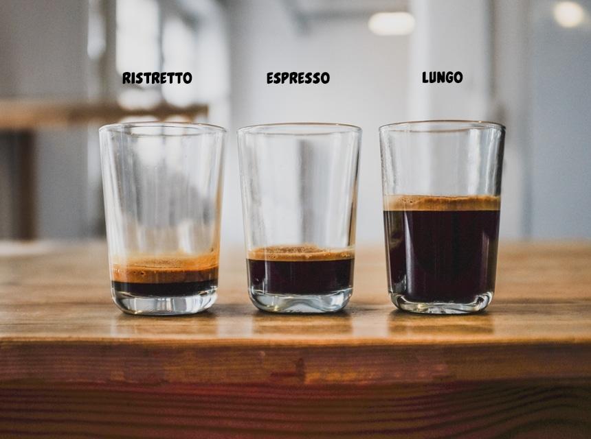 Long Shot VS Ristretto - Key Differences