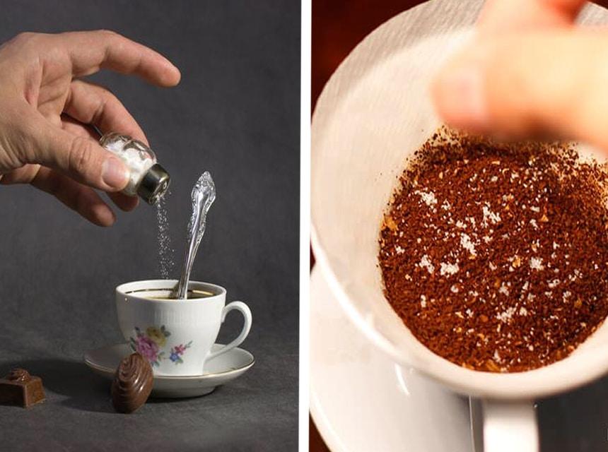 Can Salt in Coffee Improve Its Taste?