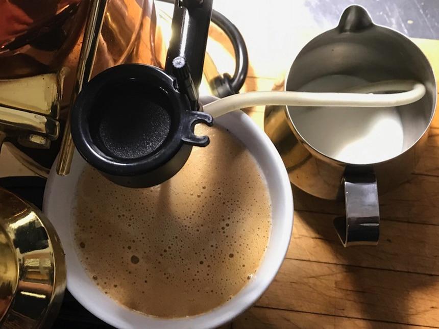 La Pavoni Professional Espresso Machine Review